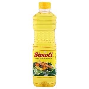 Minyak Goreng Merk Indo jual bimoli minyak goreng 620 ml harga murah kota tangerang oleh pt jaya utama santikah