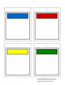 gallery for gt blank monopoly game board template