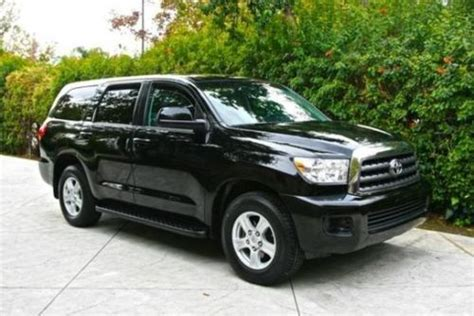 buy used 2009 toyota sequoia 2wd sr5 used in woodland hills california united states for us