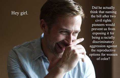 Ryan Gosling Feminist Memes - ryan gosling memes help men endorse feminism hollywood