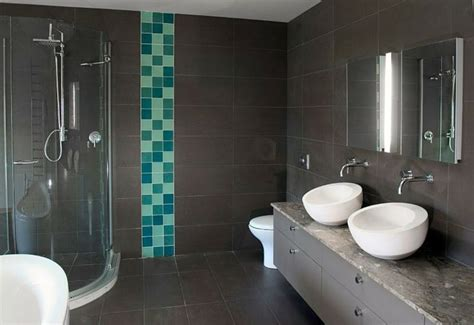 Badezimmer Dusche Gemauert by Gemauerte Dusche Als Blickfang Im Badezimmer Vor Und