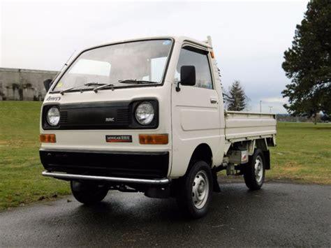 mitsubishi minicab 1982 mitsubishi minicab kei truck