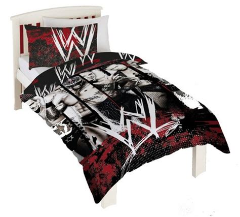 wwe bed set wwe wrestling superstars john cena official single bedding
