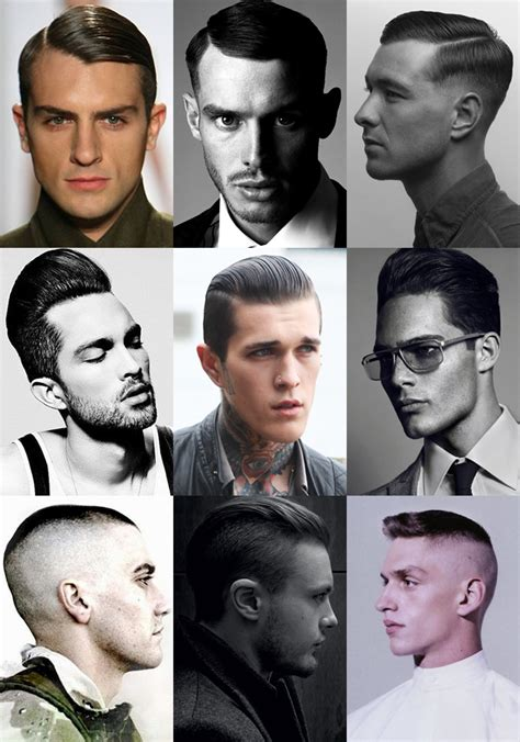 ww2 american military haircut the look war hero fashionbeans