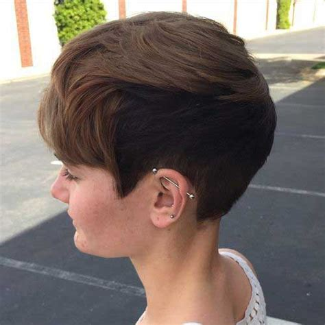 how to cut pixie cuts for straight thick hair 15 short haircuts for thick straight hair short