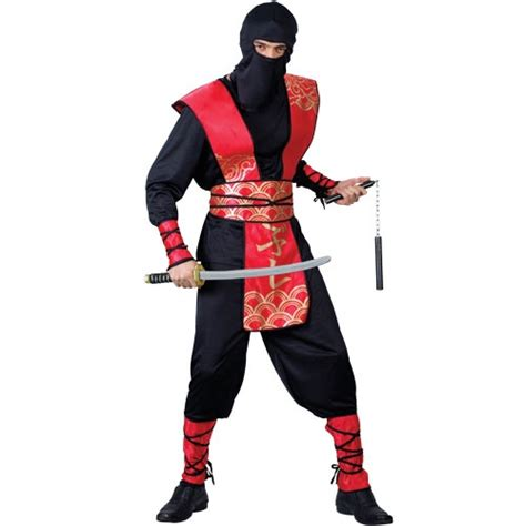 japanese ninja pattern ninja costume men s my fancy dress ireland