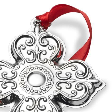 towle ornaments towle silver cross 2017 towle ornament