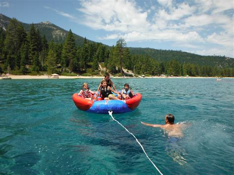 boat rentals near lake tahoe lake tahoe boat rental tours and water sports