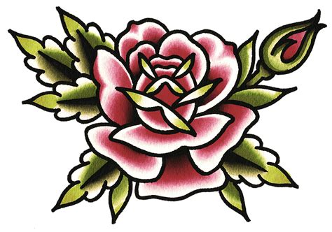 new tattoo png flower tattoo transparent png stickpng