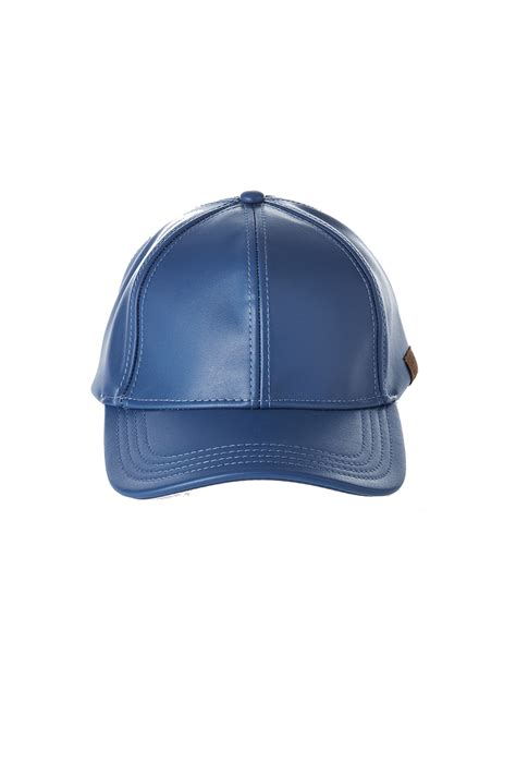 c c faux leather baseball cap from miami by of the