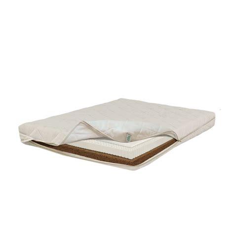 natura organic baby crib mattress futon d or