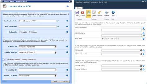nintex workflow 2010 tutorial pdf muhimbi s sharepoint january 2011