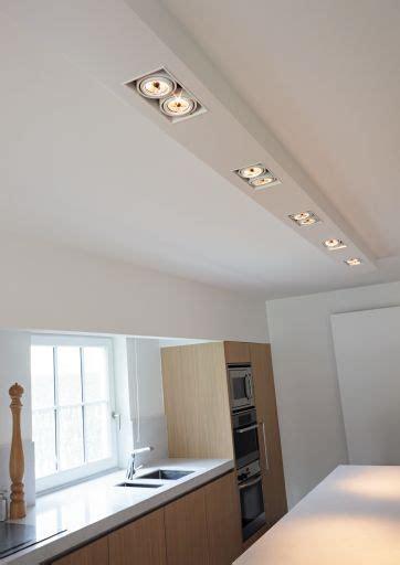 verlichting keuken plafond 25 best ideas about spot plafond on pinterest spot