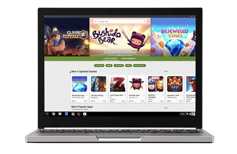 chromebook pixel 2015 acer r11 to get play store support