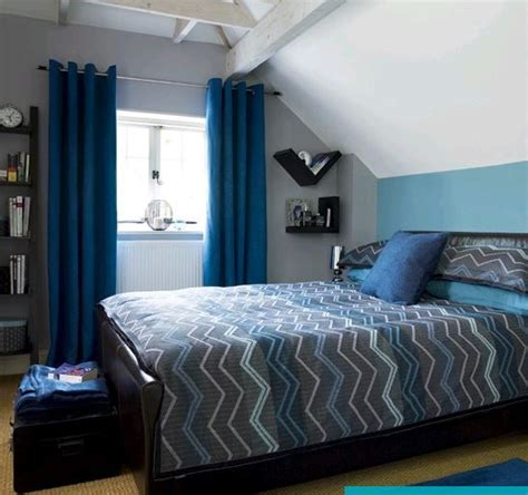 blue and grey bedrooms blue and grey bedroom home and garden pinterest