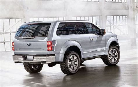 pictures of the new ford bronco new ford bronco or fiction horsepower