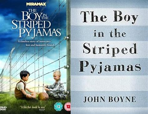 book report on the boy in the striped pajamas the boy in the striped pyjamas because the book s better