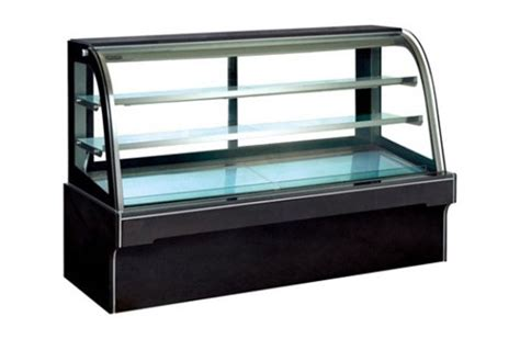 Glass Cake Display Cabinet by Cake Display Cabinets Samemax