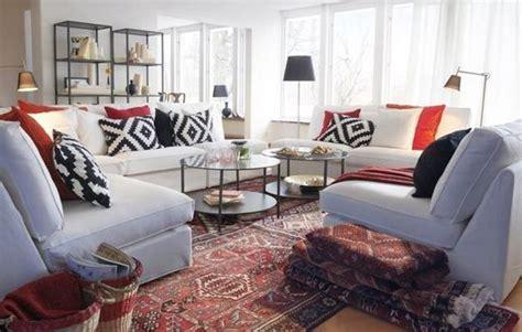 Salon Chaleureux Ikea by Salon Z Akcentem Designbywomen