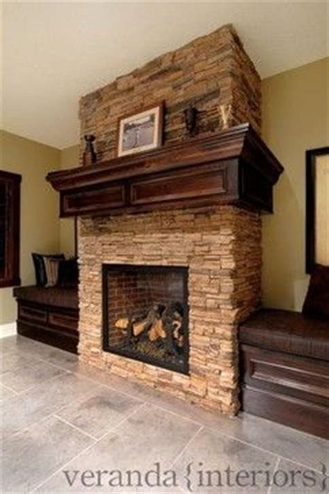 fireplace hearth bench bench seats flanking fireplace for the home pinterest