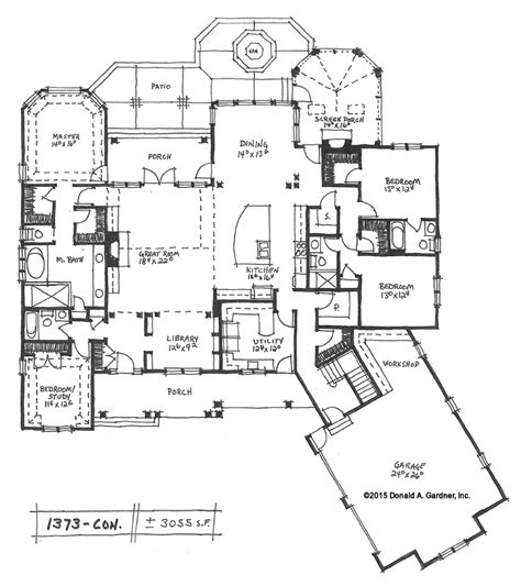 family friendly house plans conceptual design 1373 family friendly craftsman plan