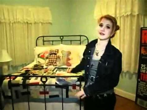 hayley williams house mtv cribs hayley williams youtube