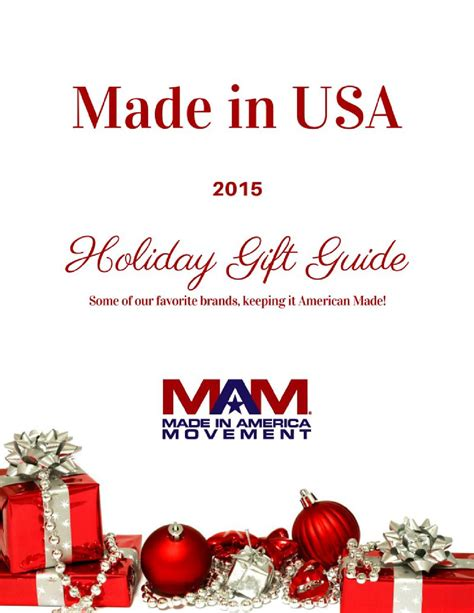 made in usa holiday gift guide by msmadeinusa issuu