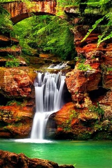 waterfall  wallpaper hd  android   apps