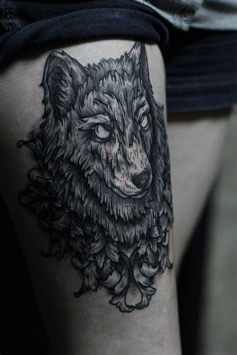 black wolf tattoo designs 50 of the most beautiful wolf designs the