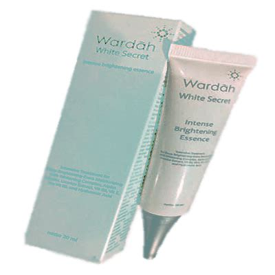 1 Paket Wardah White Secret harga wardah white secret terbaru april mei 2018