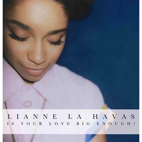 you bid critique album lianne la havas is your big enough