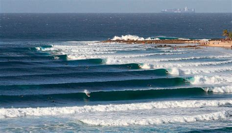 Surfing Gold Coast by Save The Waves Officially Dedicates Australia S Gold Coast