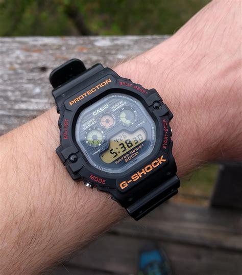 casio vintage g shock dw 5900 watches