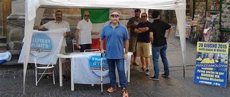 sede legale d italia fratelli d italia nuova sede a viterbo in via della pettinara