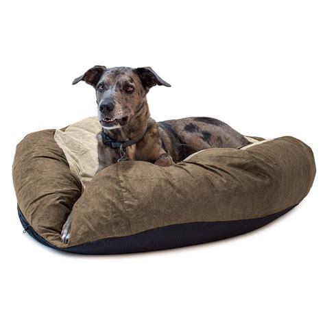 k h dog beds k h pet self warming cuddle ball dog bed medium 38