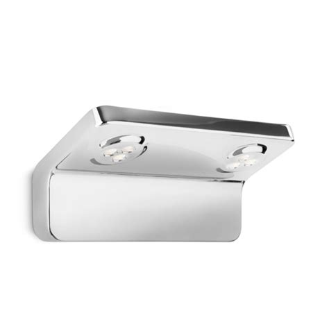 Philips Led Bathroom Lights Philips Led Ceiling Wall Bathroom Light Chrome Sku 00216738 Bunnings Warehouse