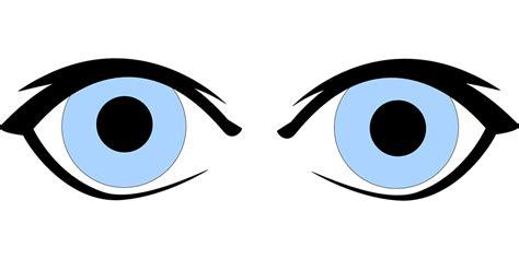 imagenes ojos abiertos vector gratis ojos azul dibujo aislados imagen