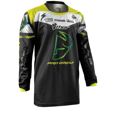 youth motocross jersey thor phase 2015 youth pro circuit motocross jersey