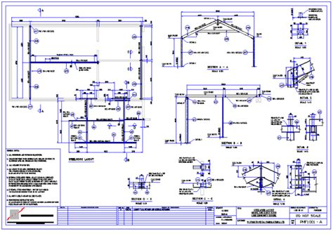 Drawing For House Construction In India