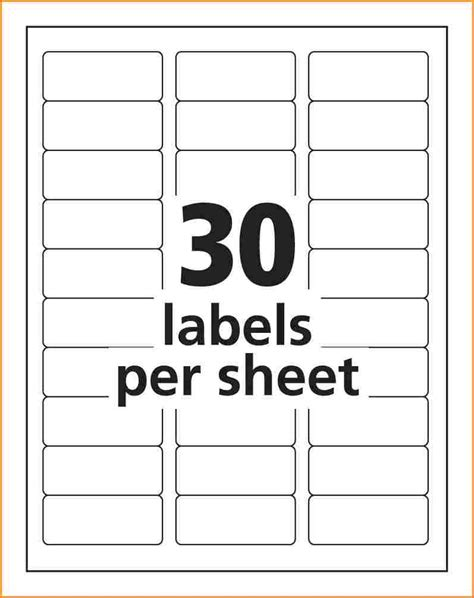 template for sticker labels 5 avery address labels template wedding spreadsheet