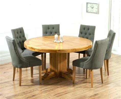 light oak dining table and chairs 20 best collection of light oak dining tables and 6 chairs