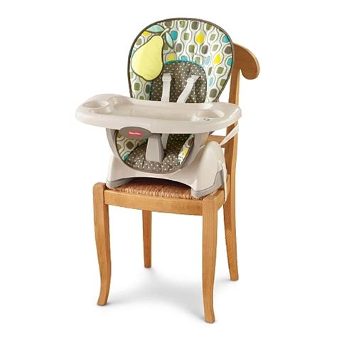 Space Saving High Chair by Fisher Price Space Saver High Chair Reviews In Highchairs Chickadvisor