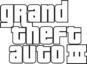 Grand Theft Auto 2 Logo by Grand Theft Auto Iii Logo Vector Eps Free Download