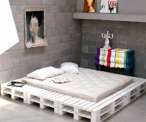 Pallet Mattress by Top 62 Recycled Pallet Bed Frames Diy Pallet Collection
