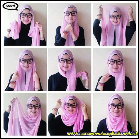 tutorial hijab wisuda simple terbaru tips wajib dicoba tutorial hijab untuk kebaya anak sd