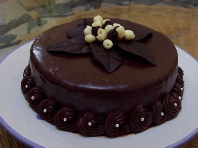 Coklat Kue Tart Cake Oval resep kue bolu coklat intan putri saraswati sweetycoklat