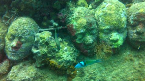 Underwater Garden motivator underwater sculpture garden