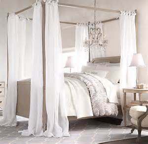 Canopy Bed Rh Pin By Smith On Products I