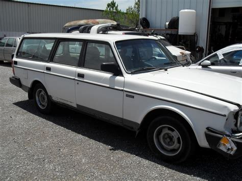 search results for volvo 240 volvo salvage