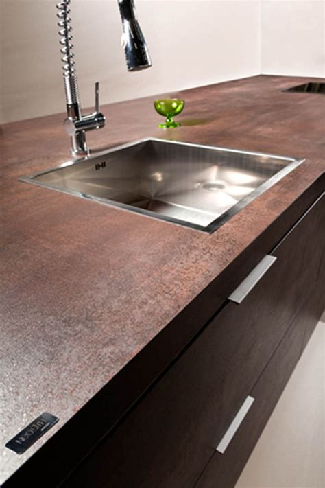 Neolith Countertop by Neolith Countertop Iron Corten Ironcollection 100